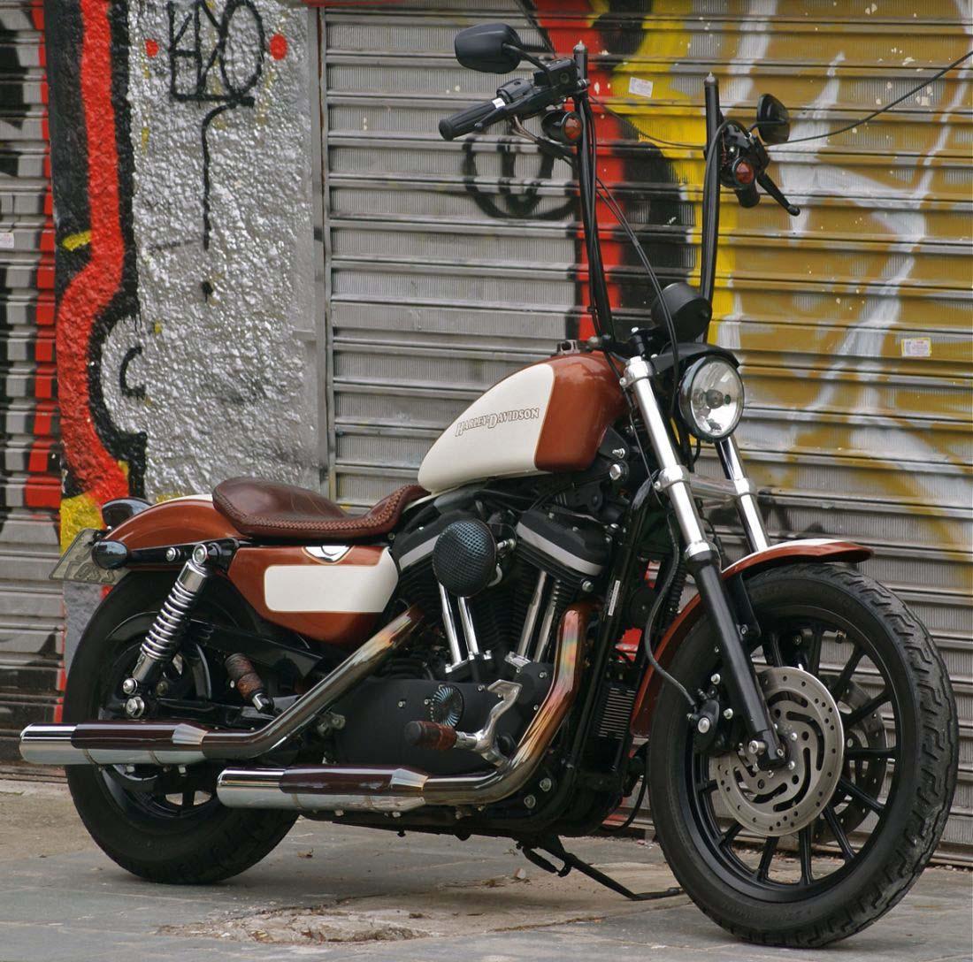 Harley-Davidson Sportster Guma 76