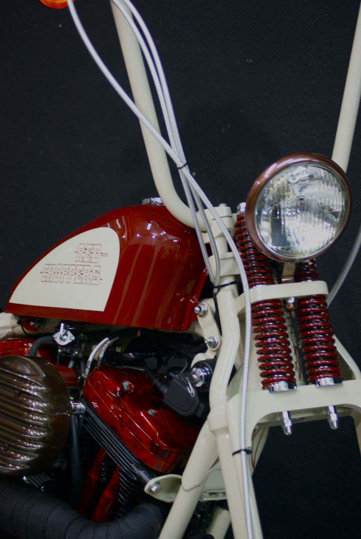 Red Choppers Custom Project