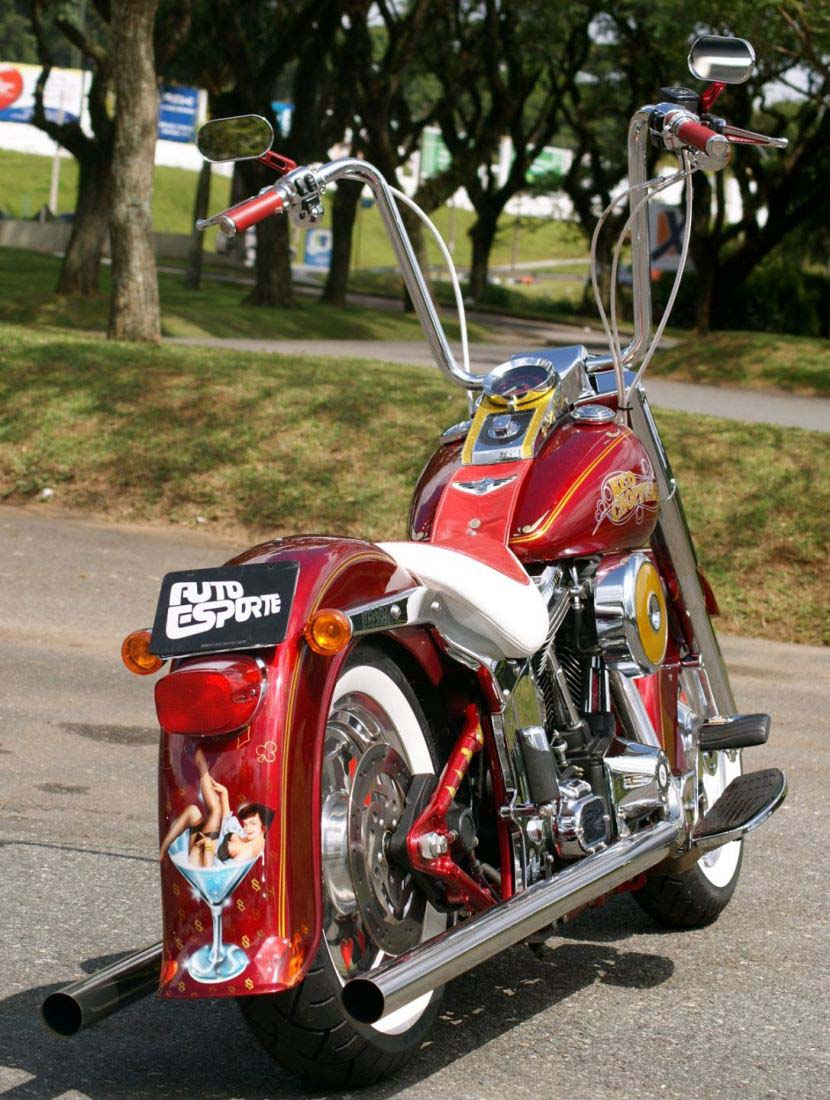 Red Choppers HD Cassino 07