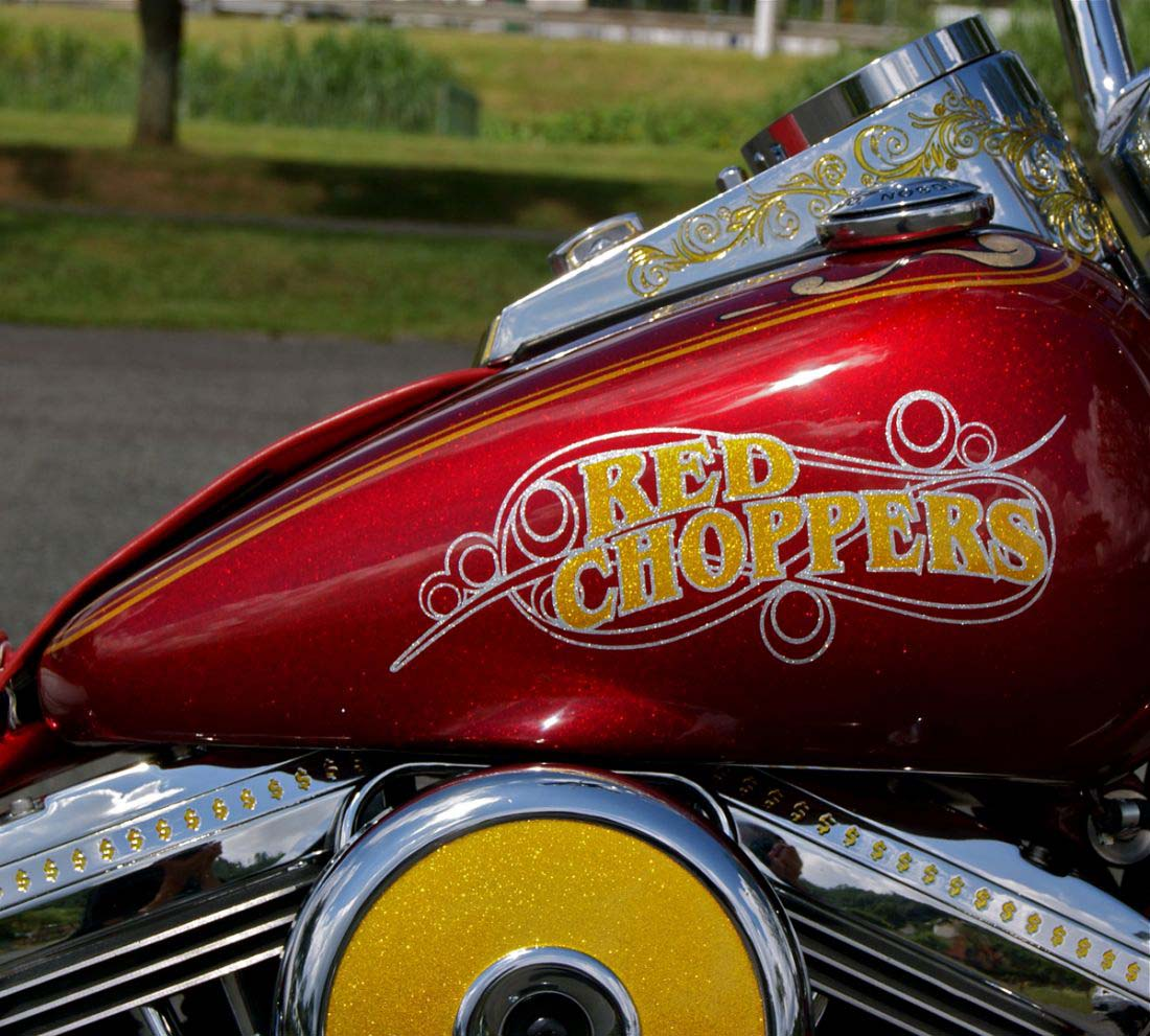 Red Choppers HD Cassino 02