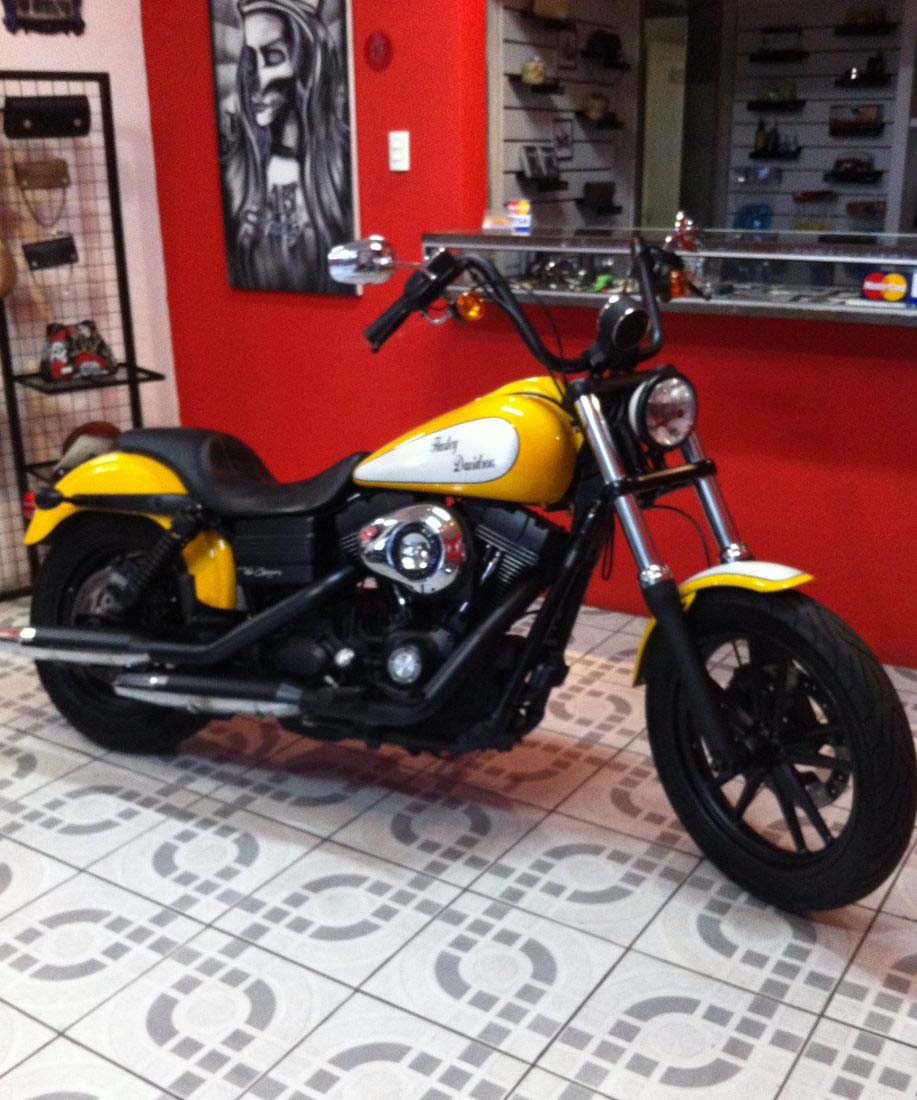 Dyna (Yellow Davidson)